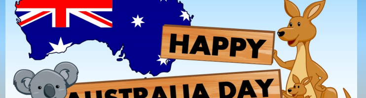Australia Day – 26 January 2021